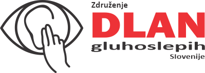 Združenje gluhoslepih Slovenije DLAN